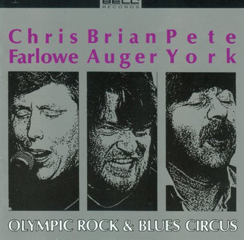 Brian Auger - Olympic Rock And Blues Circus