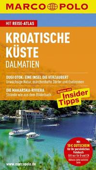 MARCO POLO Reiseführer: Kroatische Küste - Susanne Sachau und Daniela Schetar