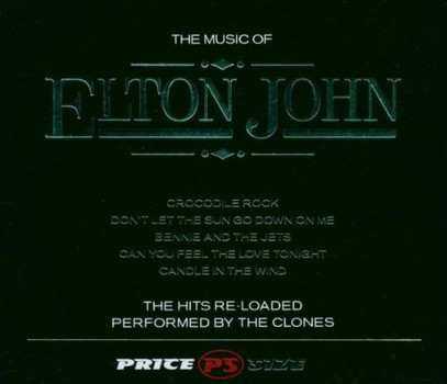 Various - The Music of Elton John