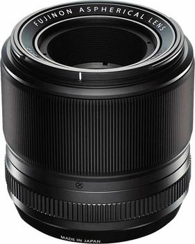 Fujifilm X 60 mm F2.4 R Macro 39 mm Obiettivo (compatible con Fujifilm X) nero