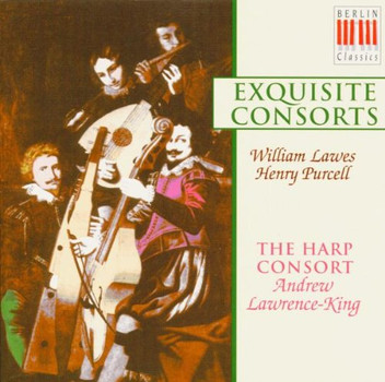 The Harp Consort - Consort and Dramatic Music