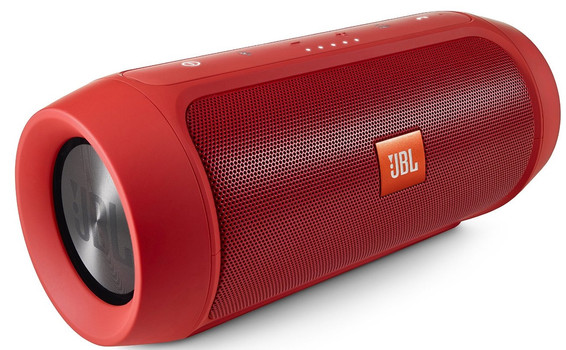 JBL Charge 2+ rouge