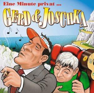 Gerd und Joschka -- Eine Minute privat...