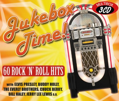 Various Artists - Jukebox Time-60 Rock N Roll Hi