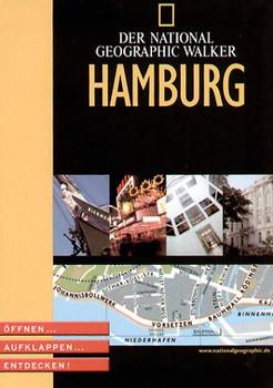 National Geographic Explorer - Hamburg. Öffnen, aufklappen, entdecken - Kiki Baron