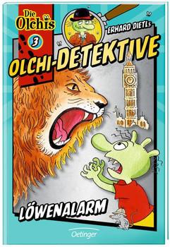 Olchi-Detektive Löwenalarm