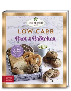 Low Carb Brot & Brötchen - Petra Hola-Schneider  [Gebundene Ausgabe]