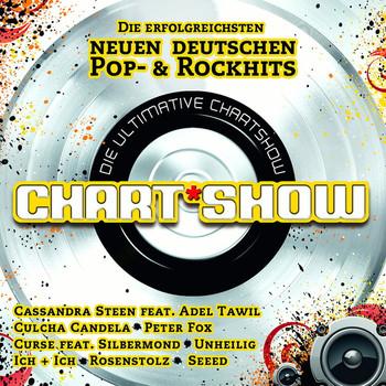 Various - Die Ultimative Chartshow-Deutsche Pop-& Rockhits