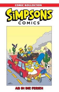 Simpsons Comic-Kollektion. Bd. 11: Ab in die Ferien - Matt Groening  [Gebundene Ausgabe]