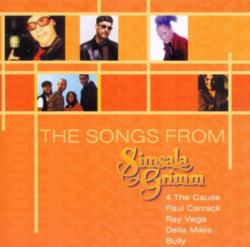 Various - The Songs from Simsala Grimm