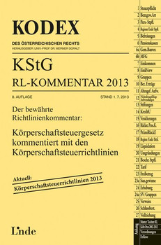 KODEX KStG Richtlinien-Kommentar 2013 - Humann, Peter