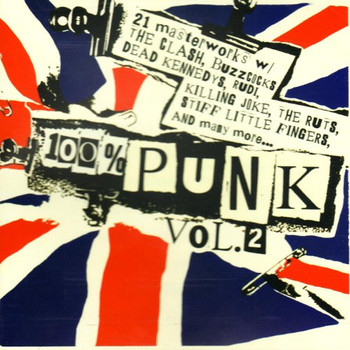 Various Artists - 100% Punk   Vol. 2
