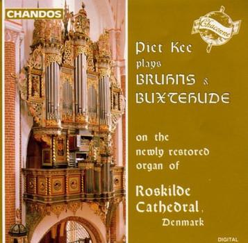 Piet Kee - Kee spielt Bruhns und Buxtehude (Die Orgel der Roskilde Cathedral, Dänemark)