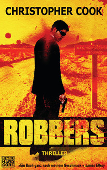 Robbers: Thriller - Christopher Cook
