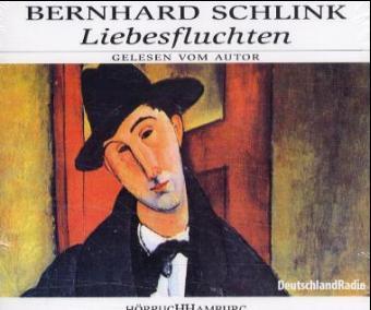Liebesfluchten. 4 CDs