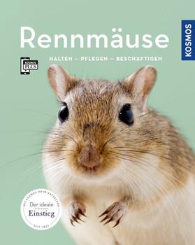 Rennmäuse. halten, pflegen, beschäftigen - Anja Steinkamp  [Taschenbuch]