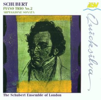 Schubert Ensemble of London - Franz Schubert: Arpeggione-Sonate / Klaviertrio 2