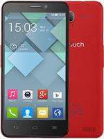 Alcatel 6034M One Touch Idol S 4GB rojo