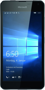 Microsoft Lumia 650 Doble SIM 16GB negro