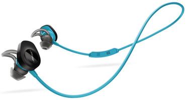 Bose SoundSport wireless cuffia acqua