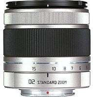 Pentax 5-15 mm F2.8-4.5 40,5 mm filter (geschikt voor Pentax Q) zilver