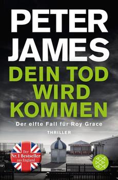 Dein Tod wird kommen - Peter James  [Taschenbuch]