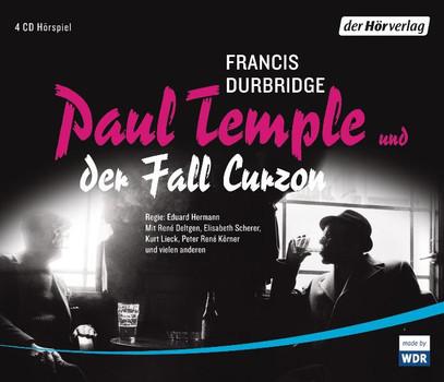 Paul Temple und der Fall Curzon - Francis Durbridge