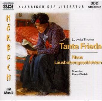 Tante Frieda, 1 Audio-CD