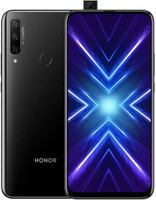 Huawei Honor 9X Dual SIM 128GB nero