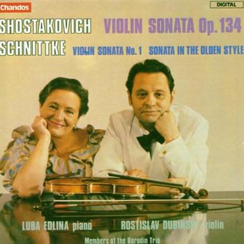 Dubinsky - Violin-und Klaviersonaten