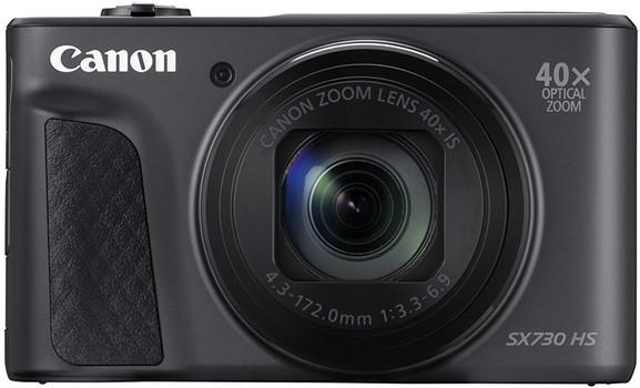 Canon PowerShot SX730 HS negro