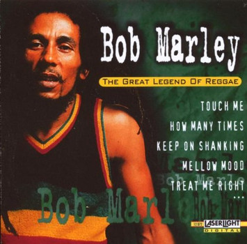 Bob Marley - The Great Legend of Reggae