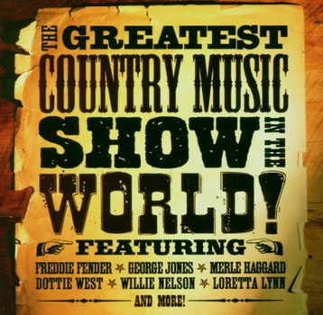 Various - The Greatest Country Music...