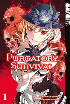 Purgatory Survival 01 - Momura Kawamoto  [Taschenbuch]