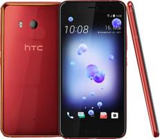 HTC U11 Dual Sim 128GB rojo solar