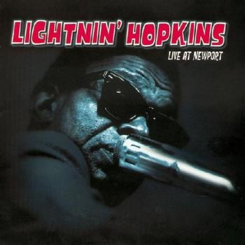 Lightnin' Hopkins - Live at Newport