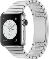 Apple Watch Series 2 38 mm - Boîtier acier inoxydable argent et bracelet acier inoxydable argent [Wi-Fi]