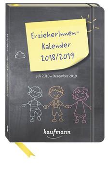 ErzieherInnenkalender 2018 / 2019. Juli 2018 - Dezember 2019 - Suse Klein  [Gebundene Ausgabe]