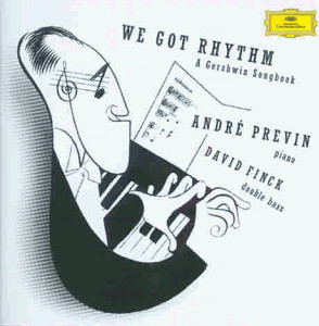Andre Previn - We Got Rhythm - A Gershwin Songbook