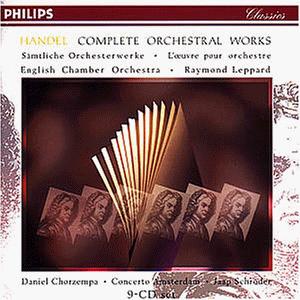Leppard - Die Orchesterwerke