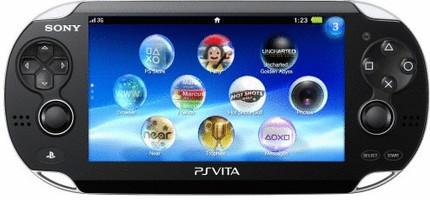 Sony PlayStation Vita [wifi] zwart
