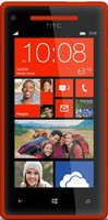 HTC Windows Phone 8X 16GB rojo