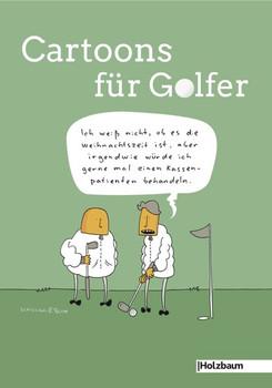 Cartoons für Golfer [Taschenbuch]