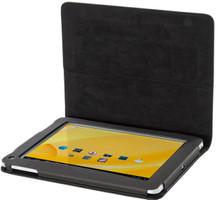 """Xoro PAD 9719QR 9,7"""" 16GB [WiFi, con custodia in pelle] nero e argento"""