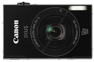 Canon IXUS 510 HS noir