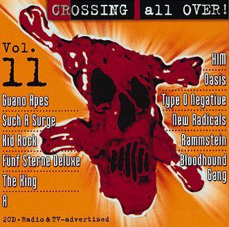 Various - Crossing All Over Vol.11