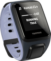 TomTom Runner 2 Music Small blu lilla