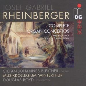 Stefan Bleicher - Sämtliche Orgelkonzerte