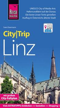 Reise Know-How CityTrip Linz. Reiseführer mit Stadtplan und kostenloser Web-App - Sven Eisermann  [Taschenbuch]