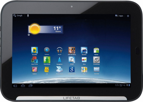 "Medion LifeTab P9516 10"" 32GB SSD [wifi] zwart"